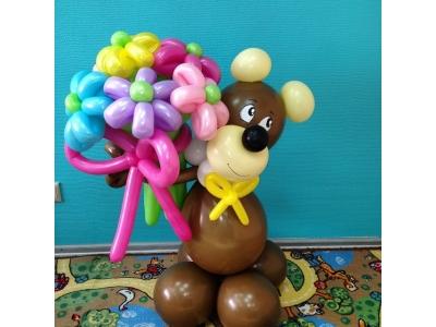 """Мишка """"Шоколадный"""""""