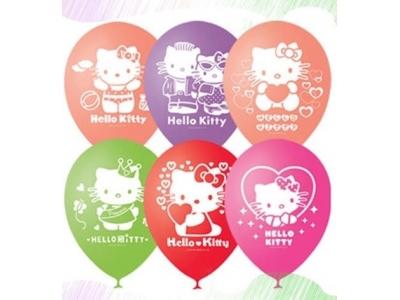 "Гелиевые шары ""Hello Kitty"""