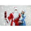 Дед Мороз и Снегурочка на дом!!!