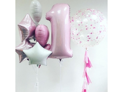 Розовая ваниль
