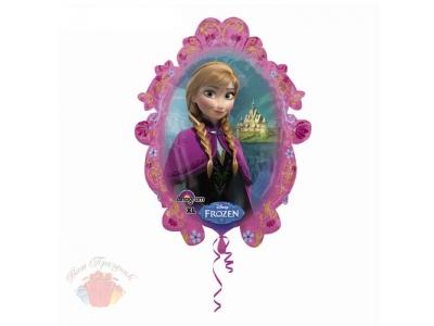 Фольгированный шар Анна, Холодное сердце