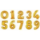 Цифры Золото