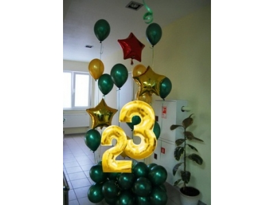"""Композиция """"23 февраля"""""""
