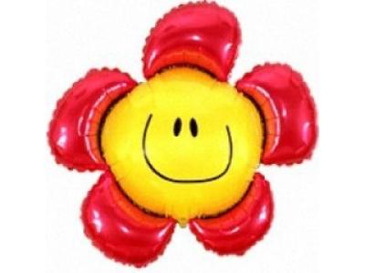 Цветок-улыбка