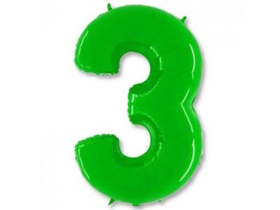 Цифры Зеленые