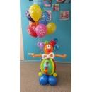 Клоун Кудряшка с шарами